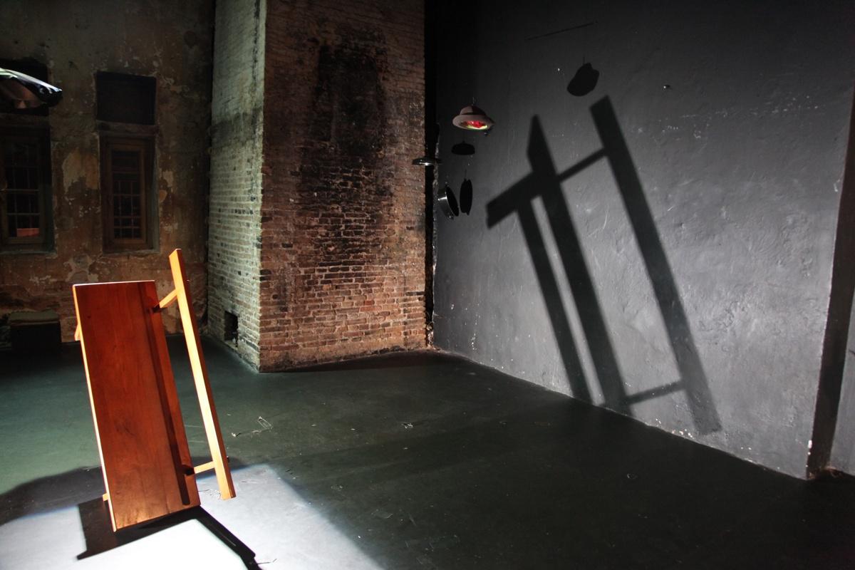 First Love - Samuel Beckett - Fournos theater 1
