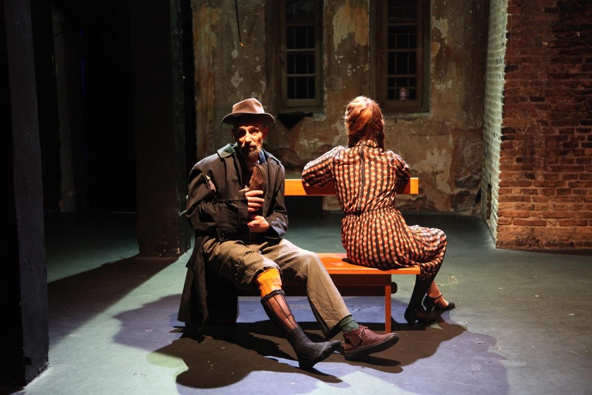 First Love - Samuel Beckett - Fournos theater 10
