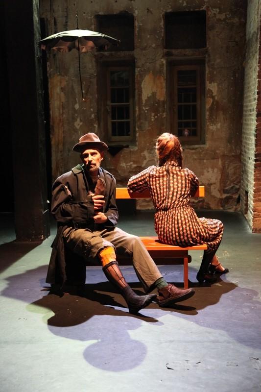 First Love - Samuel Beckett - Fournos theater 11