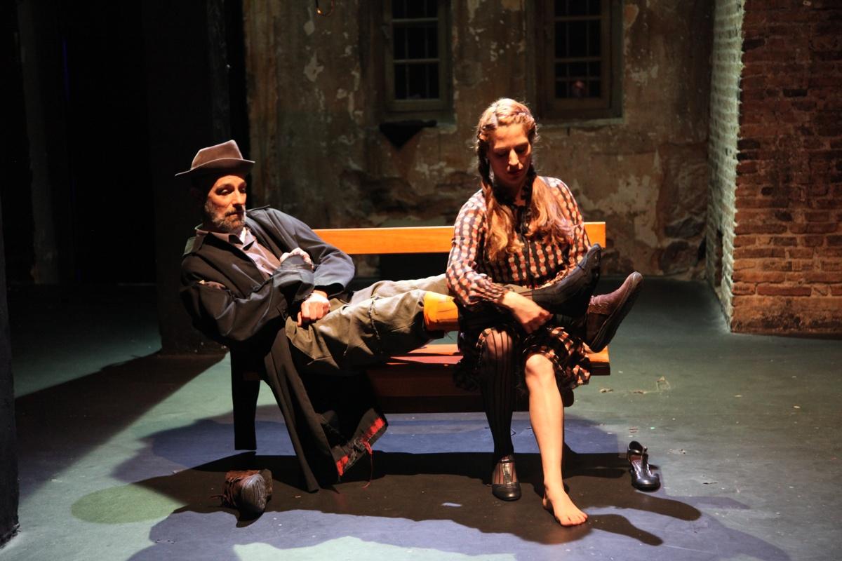 First Love - Samuel Beckett - Fournos theater 13