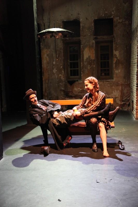 First Love - Samuel Beckett - Fournos theater 14