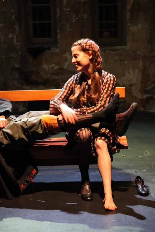 First Love - Samuel Beckett - Fournos theater 15