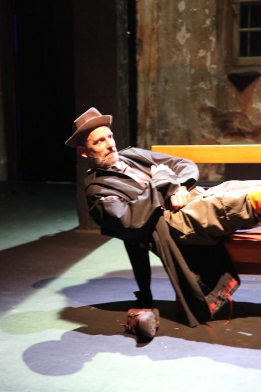First Love - Samuel Beckett - Fournos theater 16