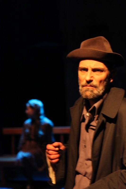 First Love - Samuel Beckett - Fournos theater 17