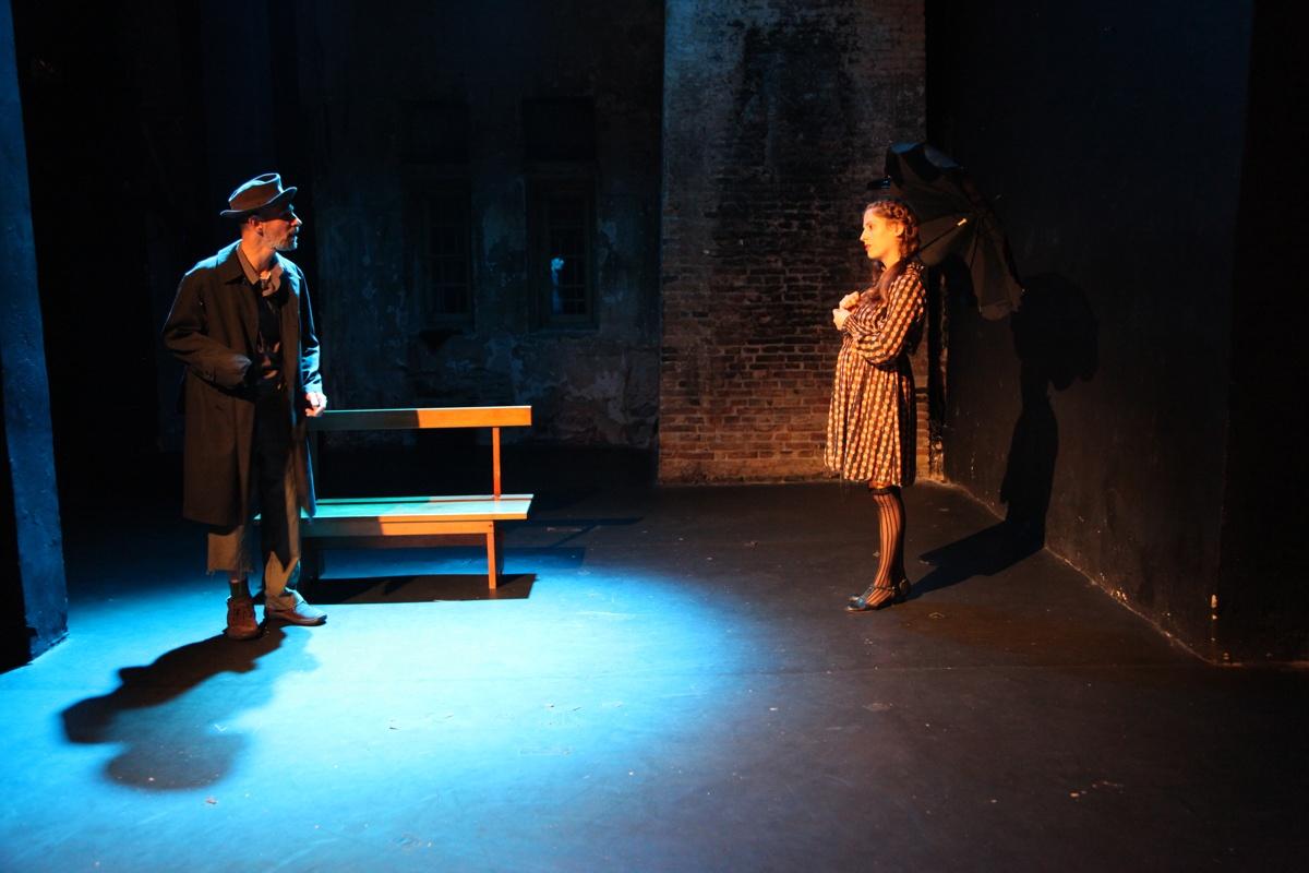 First Love - Samuel Beckett - Fournos theater 18