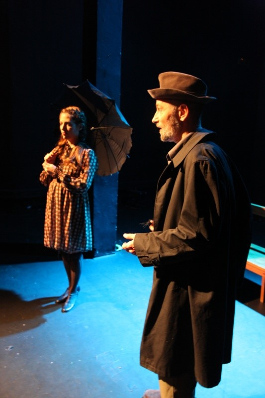 First Love - Samuel Beckett - Fournos theater 19