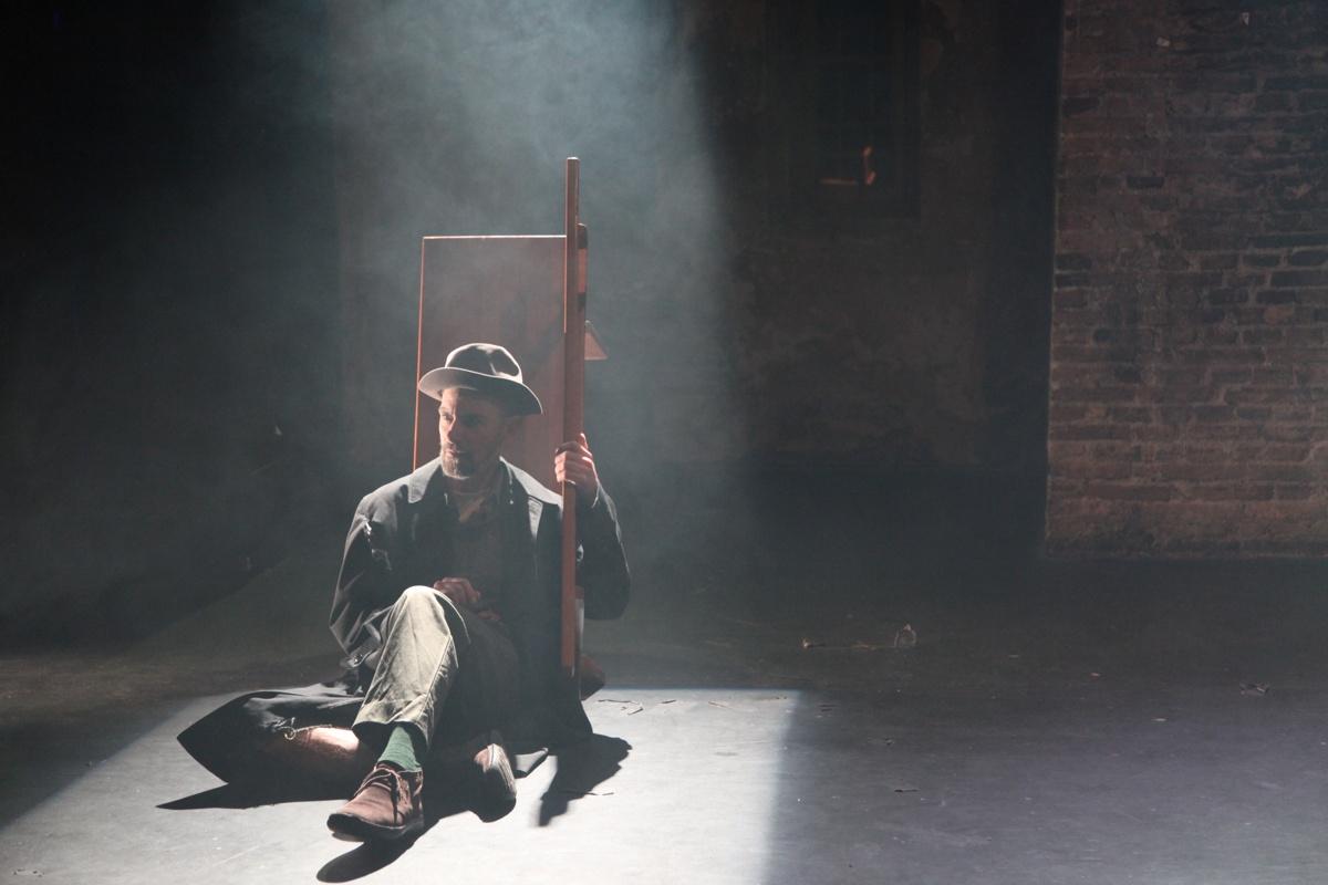 First Love - Samuel Beckett - Fournos theater 2