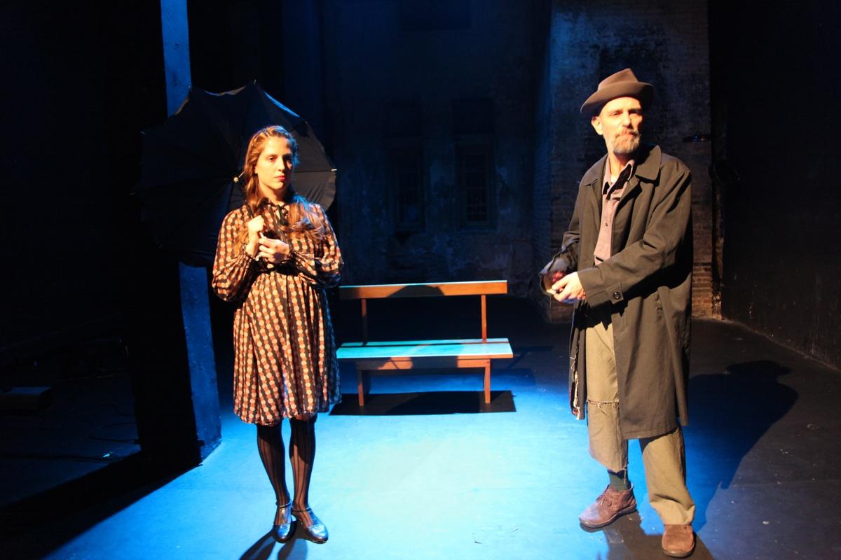 First Love - Samuel Beckett - Fournos theater 22