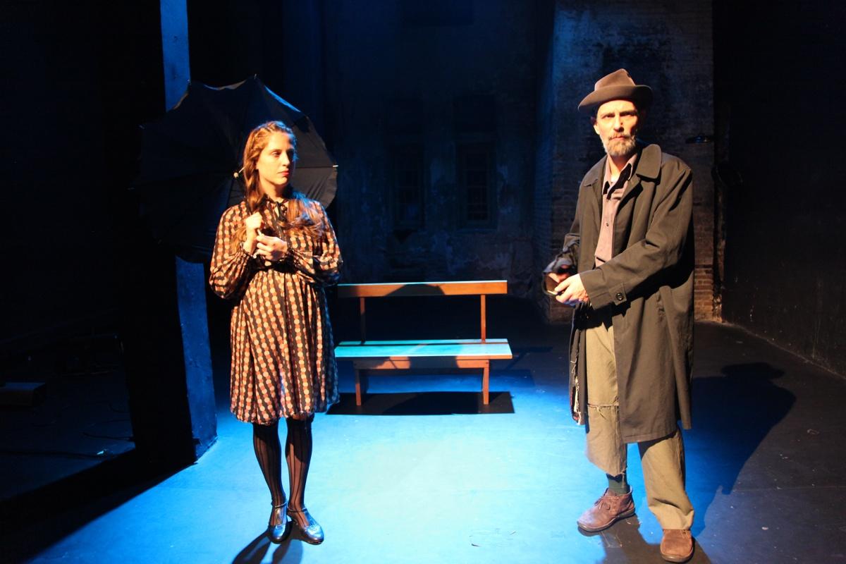 First Love - Samuel Beckett - Fournos theater 23