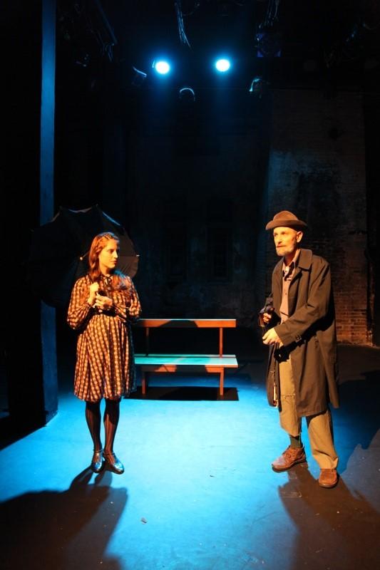 First Love - Samuel Beckett - Fournos theater 24