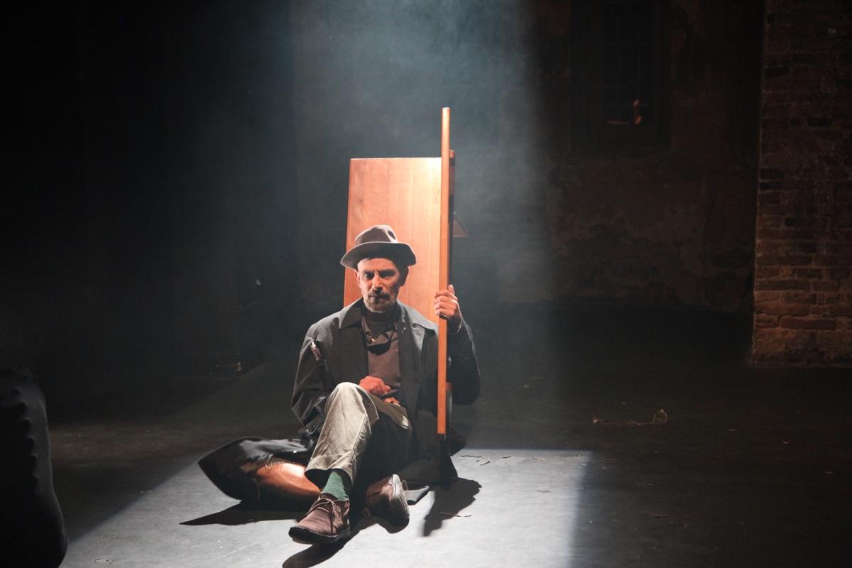 First Love - Samuel Beckett - Fournos theater 3