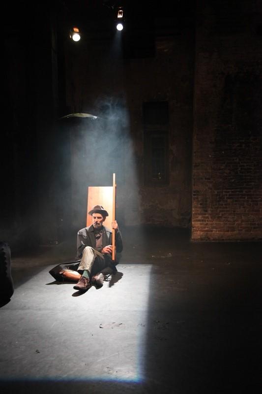 First Love - Samuel Beckett - Fournos theater 4