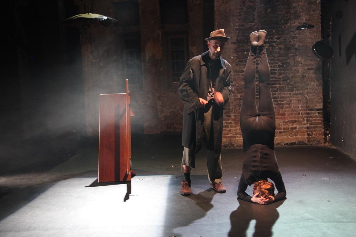 First Love - Samuel Beckett - Fournos theater 5