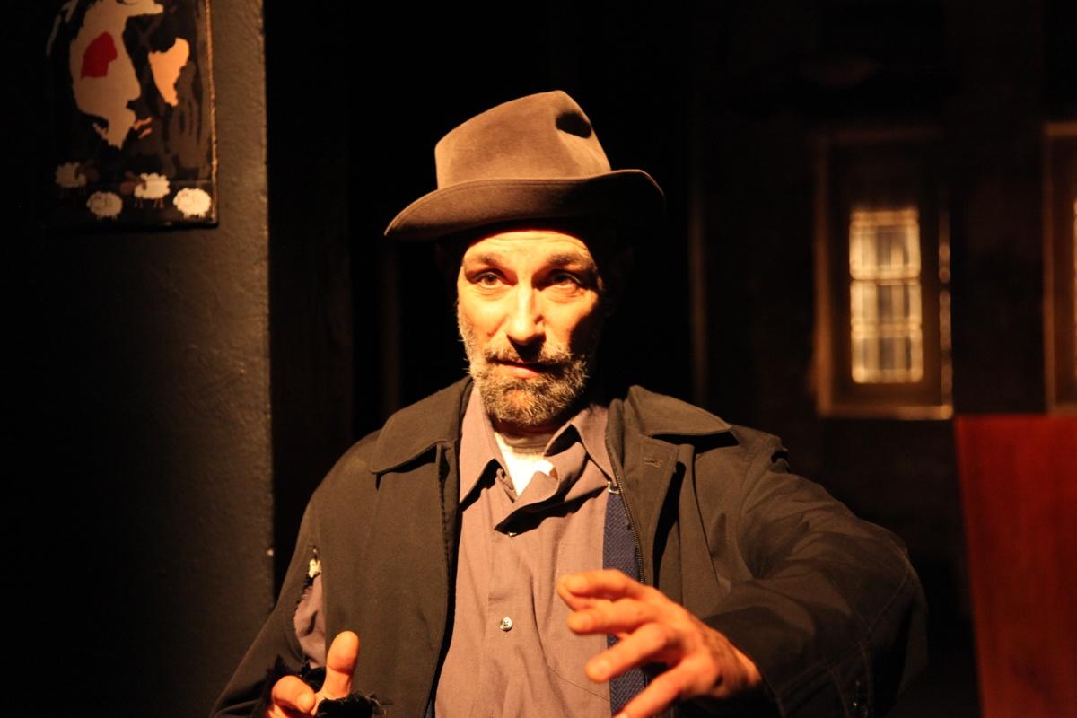 First Love - Samuel Beckett - Fournos theater 6