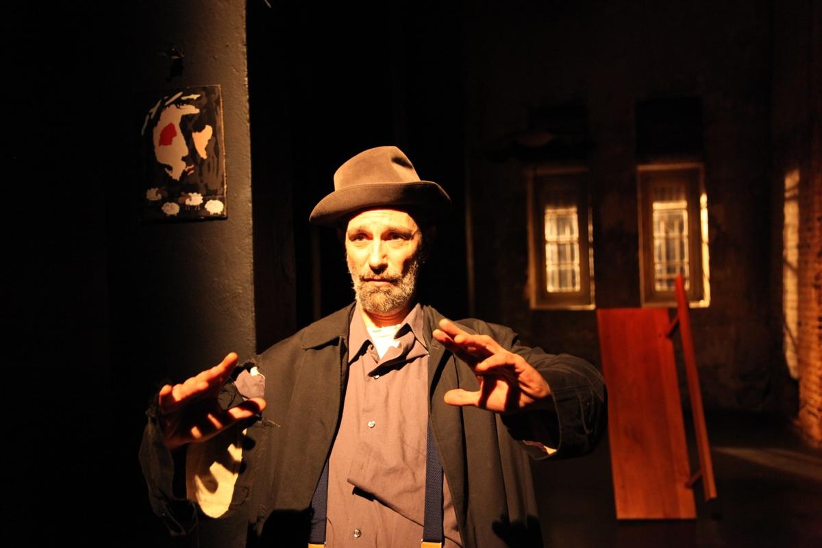 First Love - Samuel Beckett - Fournos theater 7