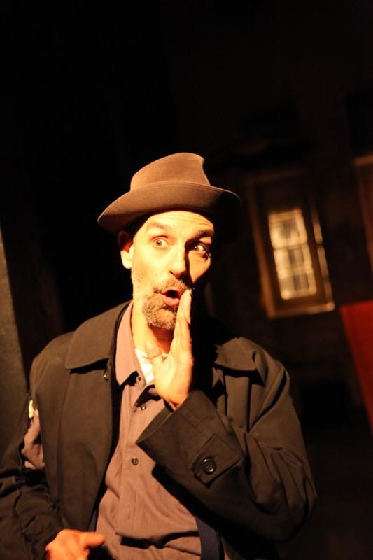 First Love - Samuel Beckett - Fournos theater 8