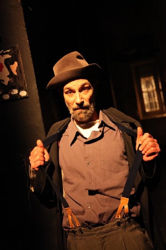First Love - Samuel Beckett - Fournos theater 9