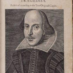 William Shakespeares First Folio 1623