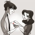 Paperman by John Kahrs