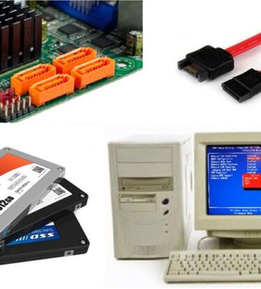 Install SSD on old PC – Clone Windows 10 from HDD to SSD – Enable ACHI mode – Full guide